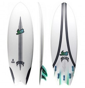 surfboard Lost Puddle Fish Carbon Wrap