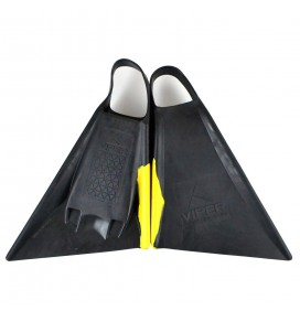 Flossen Bodyboard Viper Delta Gelb