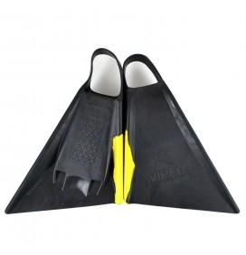 Pinne Bodyboard Viper Delta Giallo