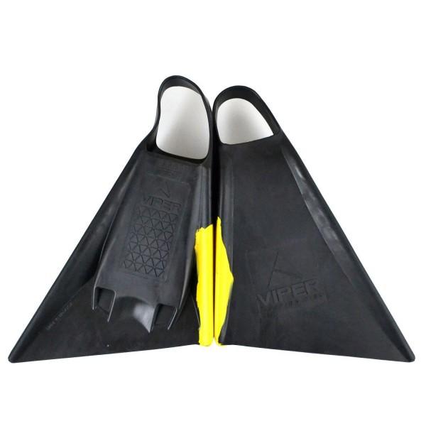 Imagén: Bodyboard fins Viper Delta yellow