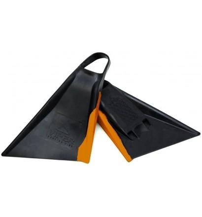 Viper Delta orange Bodyboard fins