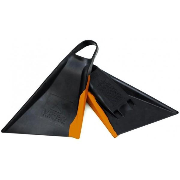 Imagén: Viper Delta orange Bodyboard fins