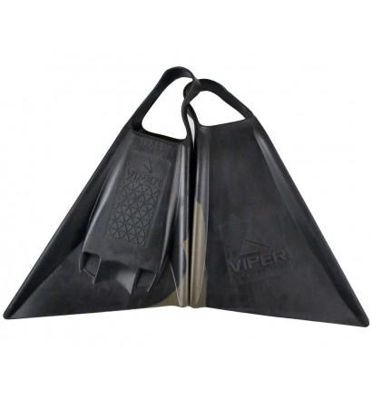 Bodyboard fins Viper Delta Charchoal
