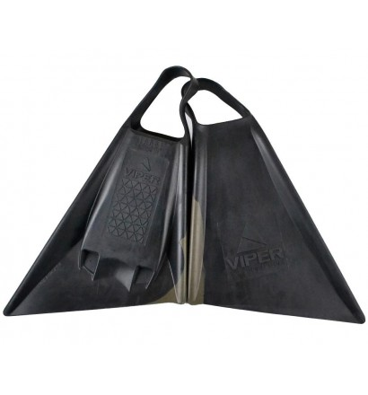 Pinne Bodyboard Viper Delta Charchoal