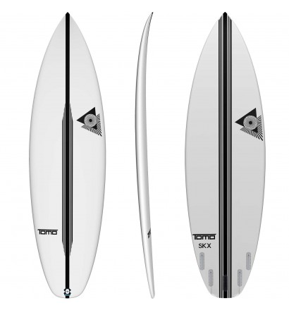 Prancha de surf Firewire Tomo SKX