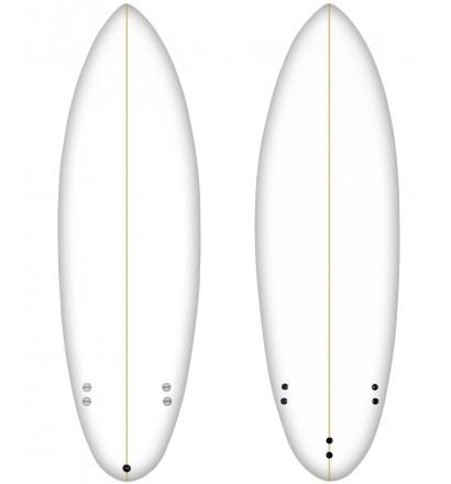 Bennett Blank with Pre shape model 1