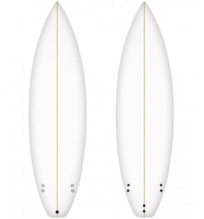 Schiuma pre shapeado Bennett modello 5