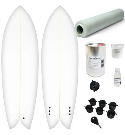 Shaping kit model 6
