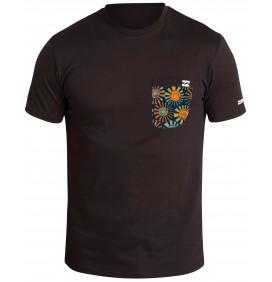 Camiseta UV Billabong Team Pocket