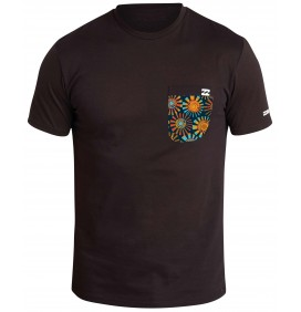 UV Tee Shirt Billabong Team Pocket