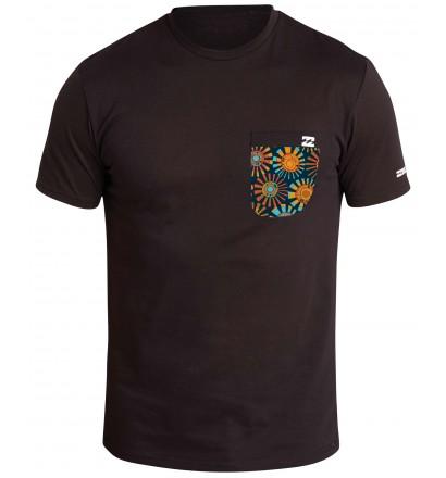T-Shirt UV Billabong Team Pocket