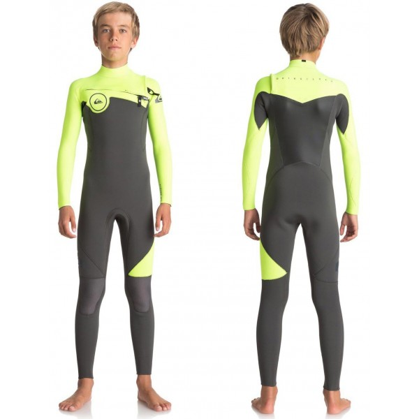 Imagén: Wetsuit quiksilver Syncro Series Junior 3/2mm