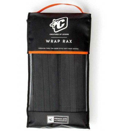 Porta tavole da surf Creatura Wrap Rax Silicon