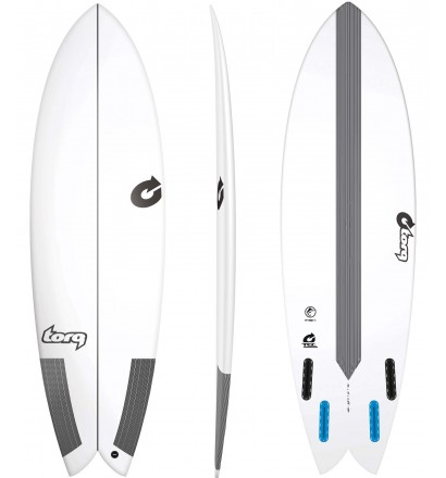 Tavola da surf Torq Classic Fish TEC EPOXY