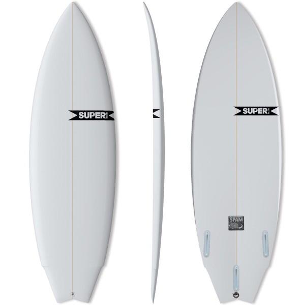 Imagén: Prancha de surf SUPERBRAND Spam