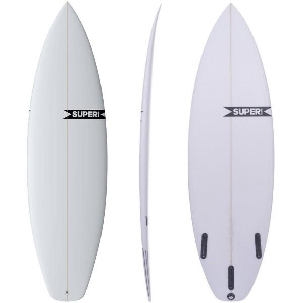 Imagén: Prancha de surf SUPERBRAND Toy X