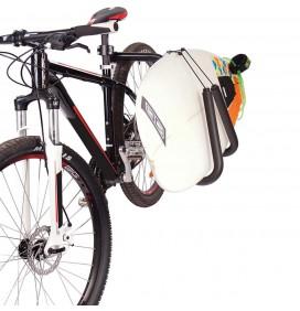Rek fiets Ocean & Earth voor surfboard