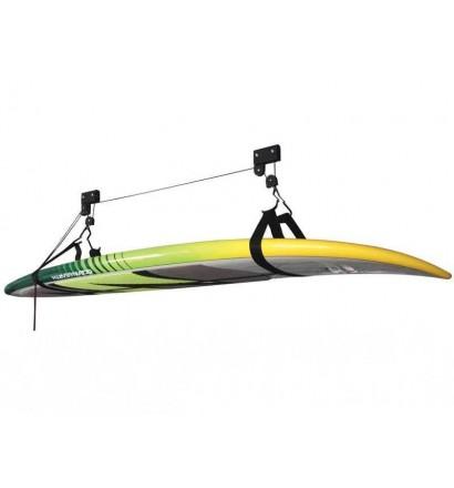 Support pour planche de surf Ocean & Earth Hoist Ceiling Rax