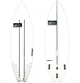 Surfboard SOUL Zero II CR-Flex 2