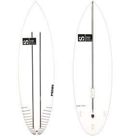 Surfboard Soul Magic Black CR-Flex 2