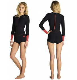 Wetsuit Shorty Rip Curl G-Bomb Madi LS