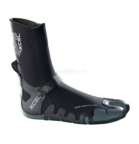 Escarpines Xcel Infiniti Split Toe Boot 3mm