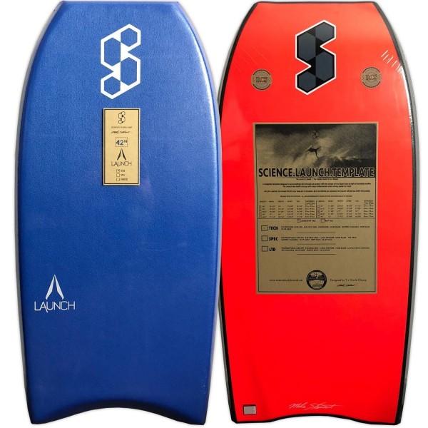 Imagén: Bodyboard Science Launch Tech PE