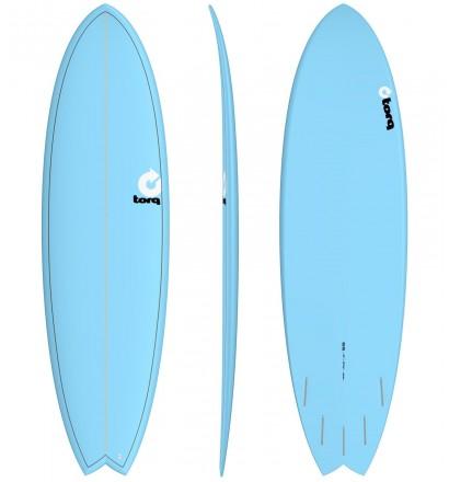 Tabla de surf Torq fish Colour