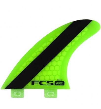 FCS ARC surfboard Fins