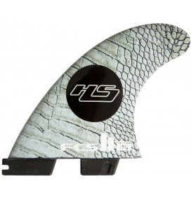 Ailerons FCSII Hayden Shapes PC Carbon