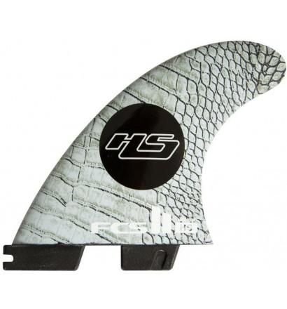 FCSII Hayden Shapes PC Carbon Fins