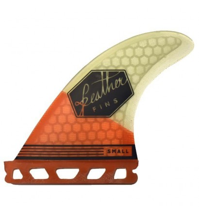Quilhas surf Feather Fins Ultralight Base Futures