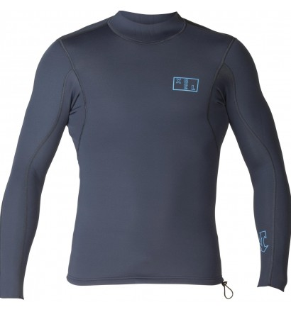 Top muta surf Xcel Axis manica lunga