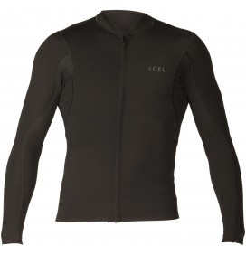 Top Xcel Axis SmoothSkin Front Zip
