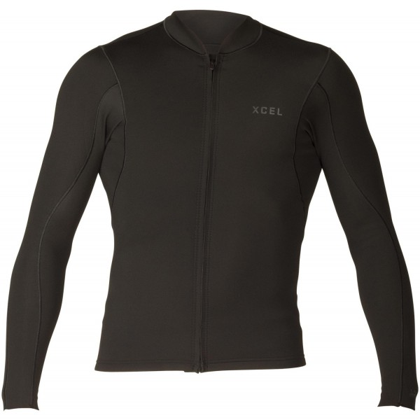 Imagén: Top Xcel Axis 1/0.5mm Front zip