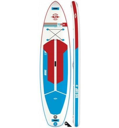 Planche de SUP gonflable Bic Wing Air