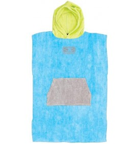 Poncho Ocean & Earth Kids