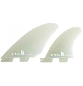 Quilhas surf twin fins FCSII Split Keel