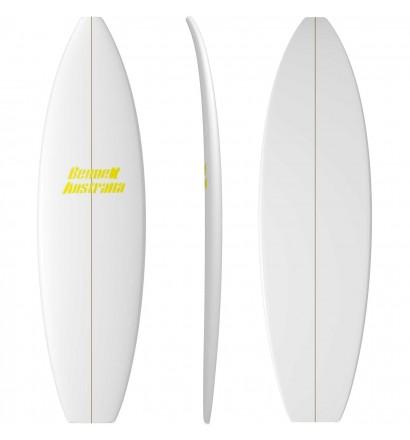 Prancha de foam X-Tra Shortboard