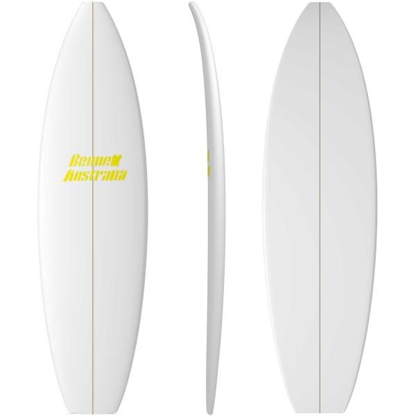 Imagén: Foam Bennett-Dion Shortboard