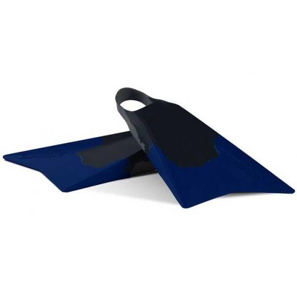 Imagén: Aletas de Bodyboard Pride Vulcan V2 Azul oscuro/Gris