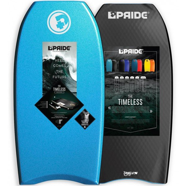 Imagén: Bodyboard Pride Mini Timeless PE + HD