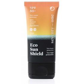 Sun cream eco sun shield SPF50 eenenzeventig Procent
