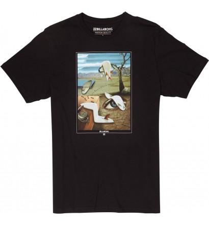T-Shirt Van Billabong Melted