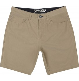 Pantalon kurze Billabong Outsider X Surf Cord