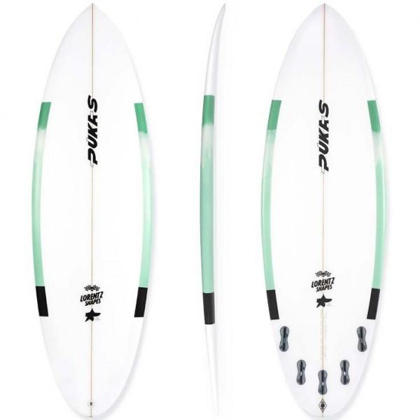 Imagén: Planche de surf Pukas Sixtyniner Step Down