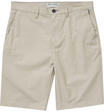 Pantalon corto Billabong Carter Stretch 21''