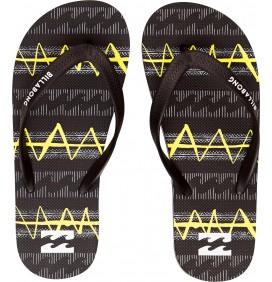 Flip-Flops Von Billabong Tides Boy