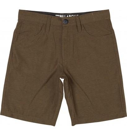 Shorts Billabong Buitenstaander Dompelpomp Jongen