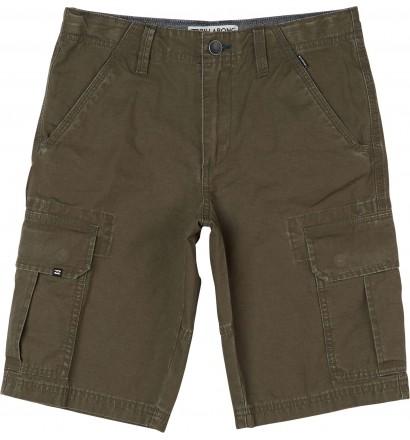 Pantalon kurze Billabong Scheme Cargo Boy